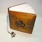 '50/'50 Artists' Books by Kristy Higby mountain tea studios