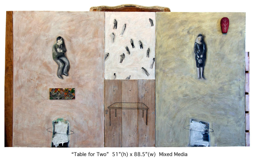 table for two painting largest -mark-flowers-mountain-tea-studios