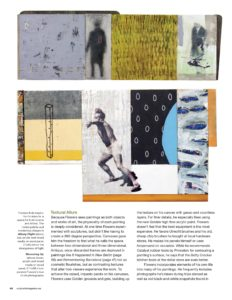 Acrylic Artist Magazine Article
